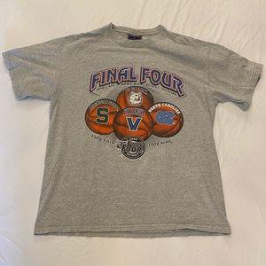NCAA 2009 Final Four T-Shirt, Men's Size Large